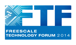 NXP<sup>®</sup>/Freescale Technology Forum (FTF) - China 2014